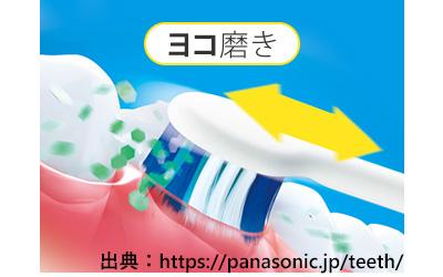 ドルツ電動歯ブラシ